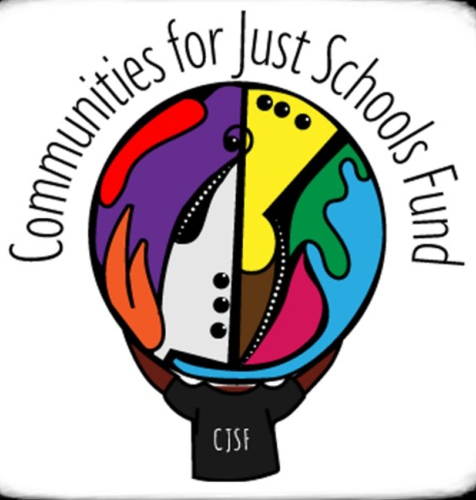 Community for Just Schools Fund logo
