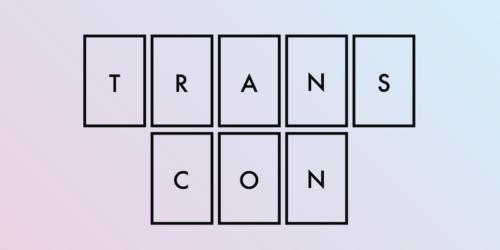 the logo for transcon